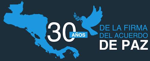30 Aniversario Acuerdos de Paz en Centroamérica