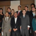 Graduación del programa de formación política de Fuerza Verde