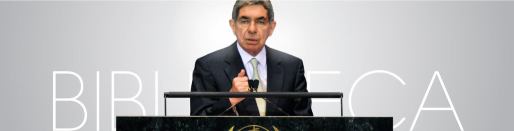 Oscar Arias Sánchez - Biblioteca