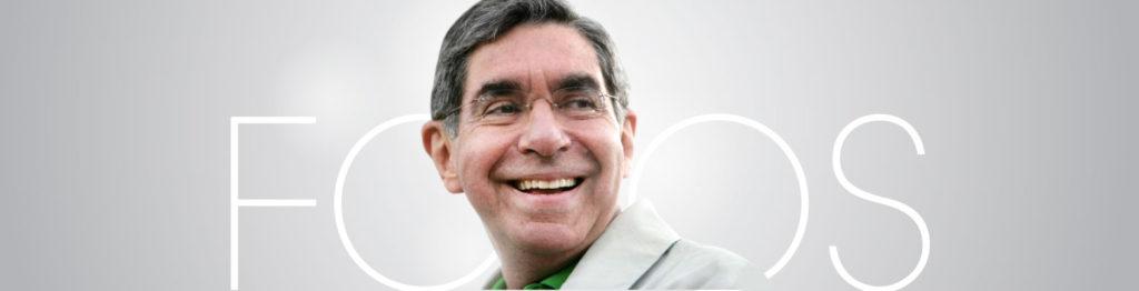 Oscar Arias Sánchez - Fotos